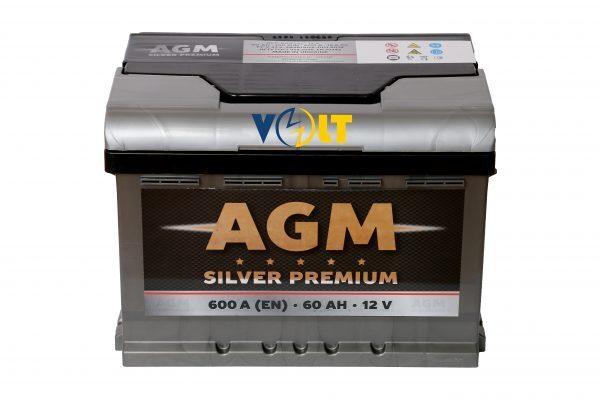 AGM 60 Ah (0) 600A