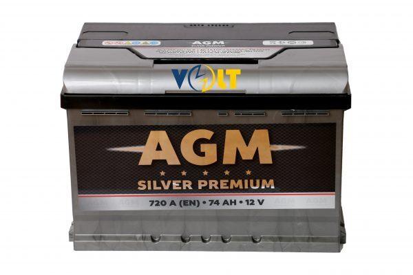 AGM 74 Ah (0) 720A