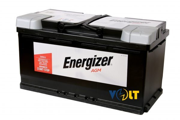 AGM Energizer 95Ah 850A