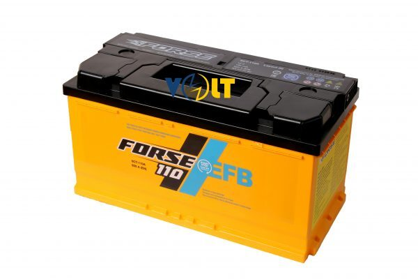 Forse EFB 6СТ- 110 Ач R+ 920A