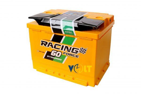 Racing Force 6СТ-60 R+ 600AH